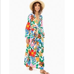 Mara Hoffman Floral Luna Dress